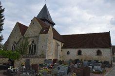 Eglise Saint-Martin te Villers-Saint-Sépulcre (Oise 60)