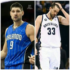 Here is why no one should put any stock into teams/player performances early in the season.  Do you remember when the Orlando Magic and Memphis Grizzlies were 1st in their conferences?  Today they are both in 14th place.  - AC3