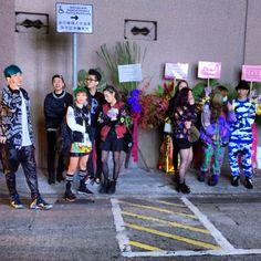 Funky Hong Kong at the Joyrich store opening ...
