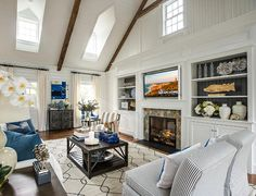 """The entire space is painted in """"Sherwin Williams SW 7005 Pure White""""."""