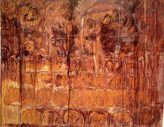 El ámbito del friso. Serie ropajes de los Reyes de la Península #contemporaneo #elche #art #paintings #antoniasoler #contemporaryart #ropaje #reyes  http://antoniasoler.com/es/blog https://www.flickr.com/photos/antoniasoler/sets/72157637118422933