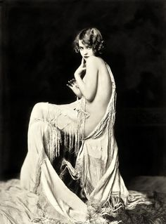 So in love with the glamour! Ziegfeld Follies girl by Alfred Cheney Johnston