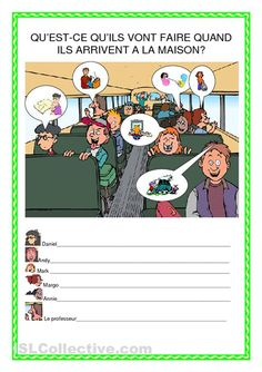 Learn French For Kids Lesson Plans French Videos Language Beginner Core French, French Class, French Lessons, English Lessons, French Teacher, Teaching French, Second Language, French Language, French Grammar
