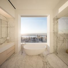 The penthouse apartment, perched more than 1,100 feet above the city, has rarefied views of the city.
