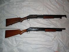 The Trench Gun of – Devastating Firepower At Close Range – The Famous Model 1897 Shotgun - War Historical Photos Winchester 1897, Winchester Firearms, Cowboy Action Shooting, Trap Shooting, Pump Action Shotgun, At Close Range, Airsoft Guns, Shotguns, Firearms
