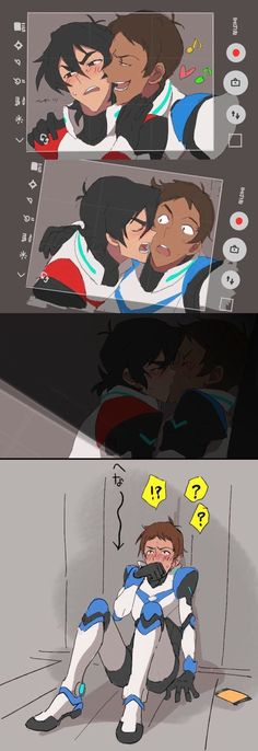 VOLTRON CRACK PICS (mostly klance) I'll stop when klance becomes a thing Updated every week with memez Voltron Klance, Voltron Memes, Voltron Comics, Voltron Fanart, Form Voltron, Voltron Ships, Keith Lance, Keith Kogane, Voltron Keith And Lance