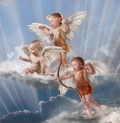 10 heavenly facts about 'Charlie's Angels' Angel Gif, Decoration Shabby, Angel Images, Angel Pictures, I Believe In Angels, My Guardian Angel, Angels Among Us, Love Images, Cherub