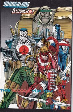 Image Comics Characters, Comic Book Characters, Comic Character, Comic Books Art, Comic Art, Rob Liefeld, Savage Dragon, Valiant Comics, Superhero Villains