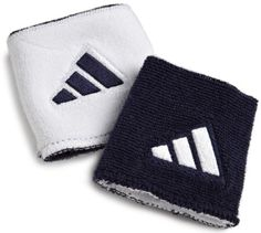 Adidas Interval Reversible Wristband -- The Interval Regular 3″ Reversible Wristband is made with an improved cotton terry for absorbency and comfort and is reversible for Home and Away looks. The Interval has a ClimaLite moisture wicking technology for superior performance.