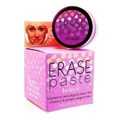 Benefit Cosmetics Erase Paste