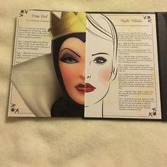 ELF Makeup - ELF Disney Evil Queen Beauty Book 3