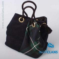 Forbes Tartan Bag