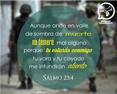 Dios estará con nostros! #EnDiosconfiamos