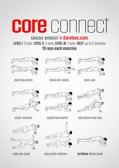 Core Connect Workout