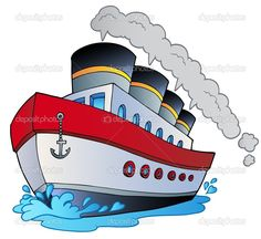 27 best cartoon boats images on pinterest boat drawing boat rh pinterest com cartoon rowing boat pictures cartoon fishing boat pictures