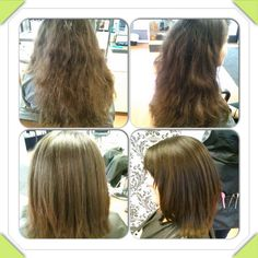 A fresh cut can make a world of difference! Check out this adorable layered cut done by Kati