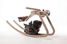 23 Modern Rocking Horses - From Radical Rainbow Rockers to Wireframe Equine Rides (CLUSTER)