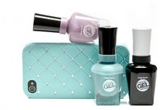 Tired of Chipped Nail Polish? Call the Pope, Sally Hansen Have Created a Miracle Gel. Review, Pics