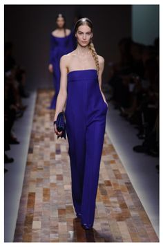 The Top 10 Trends From Paris Fashion Week, This outfit is super cute!!!