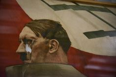 A U.S. Army officer took hundreds of works of art glorifying Hitler's Germany.