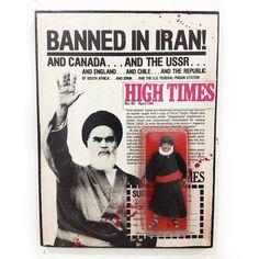BANNED IN IRAN – SUCKADELIC