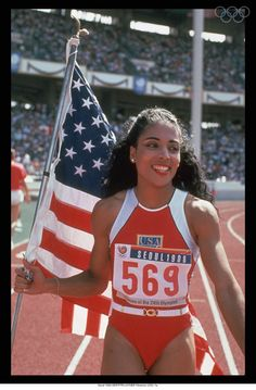 Relive the moments that went down in history from the Seoul 1988 Summer Olympics. Access official videos, results, sport and athlete records. Black Love, Beautiful Black Women, Flo Jo, Gabby Douglas, Black Goddess, Olympic Athletes, Thing 1, Badass Women
