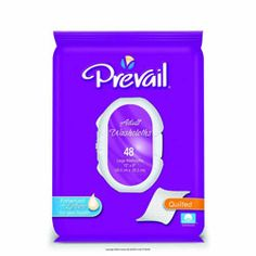 Prevail® Premium Adult Washcloths