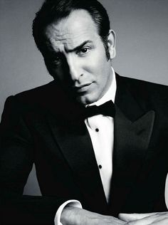 Jean Dujardin (1972) - French actor, director, producer and comedian. Photo © Patrick Lemarchelier