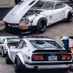 Fairlady Z ! Classic Japanese Cars, Japanese Sports Cars, Classic Cars, 240z Datsun, Datsun Car, Nissan Z Cars, Tuner Cars, Japan Cars, Ex Machina