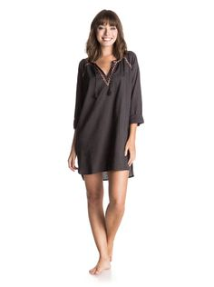 Beach Bandit Dress 888701788843   Roxy