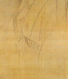 ほぼ日刊イトイ新聞 - 江戸が知りたい。東京ってなんだ?!『幽霊図(お雪の幻)』(部分)個人蔵(カリフォルニア大学バークレー美術館寄託)  ほぼ日ああ‥‥つまり、これは応挙的な意味では 写実であるということなんですね。 亡くなった奥さんへの思いを、 応挙がきわめてリアルに写実の力で描くと 幽霊という表現になったのかもしれない。 江里口そう考えると、このお雪さんは、 怖くはないし美しいけれど、 何となく悲しそうな、 子供を残して早く死んで行くひとの、 この世の未練みたいなものを感じますよね。 ほぼ日日本の幽霊の絵は、 応挙のこの絵以後、乱れ髪に白装束、 足が透けて見えない、というスタイルに なっていくんですよね。 江里口ええ。これはもう幽霊の元祖って 言われてます。 ほぼ日応挙が「これは幽霊を描いたものだ」 というような記録や文字は 残していないんですか? 江里口ないんです。 ほぼ日じゃあ、応挙がこれを描いた ほんとうの理由はわからないまま? 江里口はっきりわからないですね。 ほぼ日じゃあ依頼されたのかどうかも? 江里口依頼されたのかもしれないですね。…