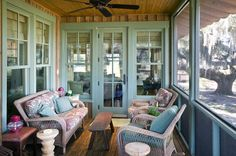 Stephanie's Cottage - traditional - porch - charleston - Gerald D. Cowart, AIA, LEED AP