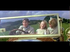 {Chitty Chitty Bang Bang} *Did you know it was co-written by my all time favorite author Roald Dahl??