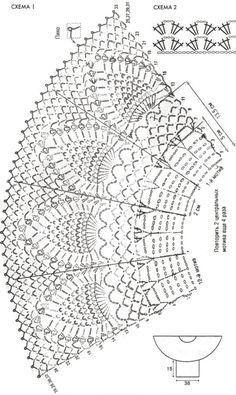 Flirt 2 free crochet graph sampler patterns