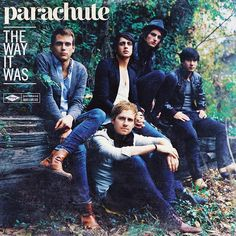 The Way It Was- Parachute  Favorite band, awesome album. Great guys. Local Charlottesville guys