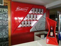 Tailor Made da Budweiser desenvolvido pela Agência IOIO para o Café do Forte em Salvador.