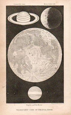 Full Moon, 1836.