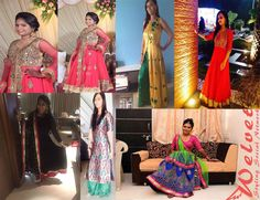 Absolute Fashion, Ahmedabad brings you the best Chaniya Choli, Indo-Western wear amongst the latest fashion trends!  Whether its the Marriage season or the Bride herself, get the best traditional wear at Absolute Fashion...you will get the complete series of dresses from plain printed sarees to latest Indo-western wear.  Have your visit to the store today!  Welvet Styling Social Network.