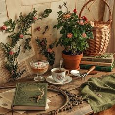 Some tea - cottage bedroom Witch Aesthetic, Nature Aesthetic, Aesthetic Bedroom, Aesthetic Vintage, Cozy Aesthetic, Aesthetic Outfit, Brown Aesthetic, Aesthetic Clothes, Cottage In The Woods