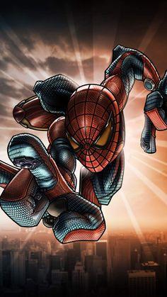 Amazing Spiderman Artwork - IPhone Wallpapers