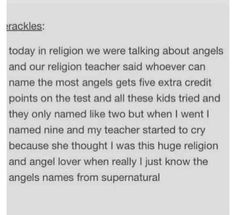 If only my teacher did this