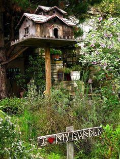 moois en liefs: Tuin