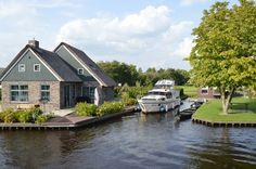 Hausboot Friesland mieten