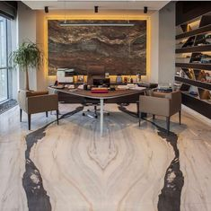 """M.Jannet.J. on Instagram: """"FLOORS-Book match marble on the floor and on walls looks so pleasing to the eye and surprisingly to many as to whether this is a natural…"""""""
