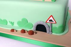 Bob the Builder Cake by donna_makes_cakes, via Flickr