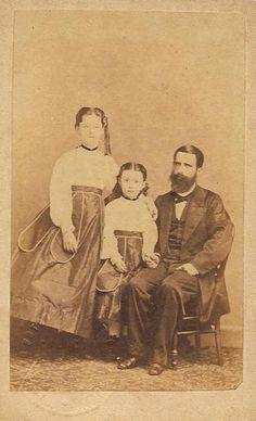 Caiará. Barões de; Augusto e Idalina Carlota de Souza Leão e Thereza de Souza Leão
