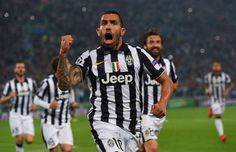 There is only one Carlitos: Tevez ofusca CR7, Juventus bate Real e fica a um empate da final