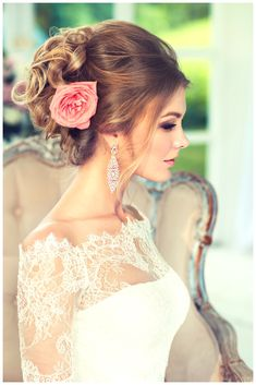 Wedding Hairstyles Concepts - The Prettiest Looks To Do The Job On Your Wedding Day. Explore Our Favorite Place For More Details.