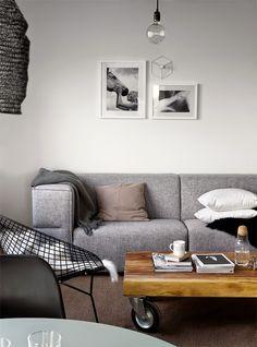 Nuevo sofa close up for Bolia in Hitta hem My Living Room, Living Room Interior, Home And Living, Living Room Decor, Tadelakt, Up House, Piece A Vivre, Living Room Inspiration, Interior Inspiration