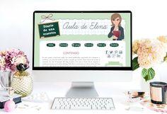 Nueva página de CONTENIDO del blog Aula de Elena, con todos los posts publicados, clasificados por temáticas y categorías.